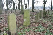 Na hřbitově se dochovalo asi osmdesát náhrobků, pohřbeno tam je asi čtyři sta lidí židovské víry z Haliče, kteří v letech 1916 až 1918 podlehli v tehdejším Německém Brodě tyfu.