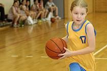 V Havlíčově Brodě se uskutečnil Velikonoční turnaj, kde bojují o vítězství mladé basketbalistky a basketbalisté.