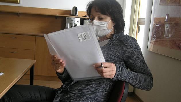 Otevřít v Přibyslavi očkovací centrum je společným projektem lékařky Elišky Brussmannové a místní radnice.