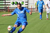 Druhou remízu v řadě uhráli fotbalisté Lípy (na snímku) na venkovním hřišti. Po dělbě bodů v Pohledu, sebrali bod i Lučici.