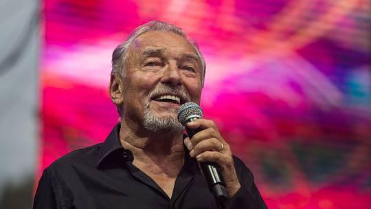 Karel Gottna Sázavafestu 2018.