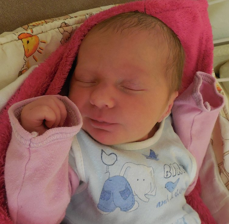Claudia Zralá, Lom – Loučná, 26. 10. 2018, 3 130 g