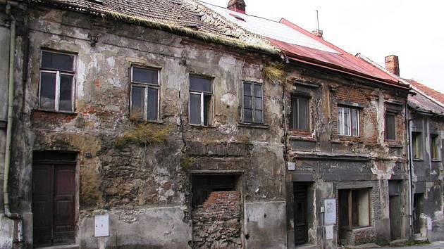 Státní dotaci by využilo například město Chotěboř.
