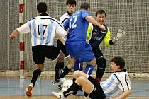Drželi krok jen poločas. Futsalistům chotěbořské Bocy se v Turnově povedl vstup do utkání, když otočili dvěma góly vývoj zápasu. Po přestávce tahali už za kratší konec.