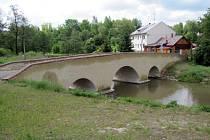 Most v Ronově. Ilustrační foto.