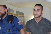 Rumun Ionut Alexandru Ghica odsouzený za loupež