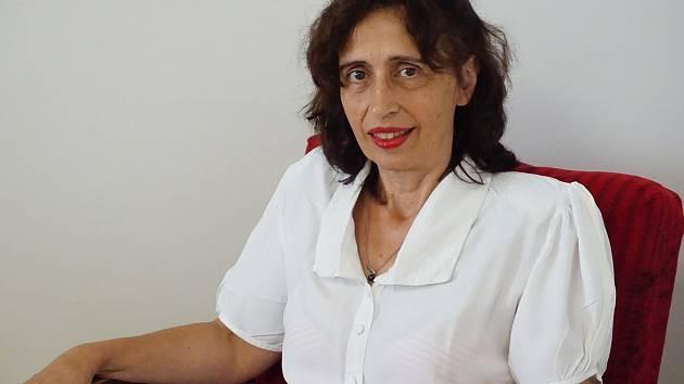 Markéta Hejkalová je česká spisovatelka, překladatelka a zakladatelka Podzimního knižního veletrhu v Havlíčkově Brodě. Ten vypukne již 20. října.