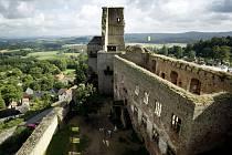 Lipnický hrad.