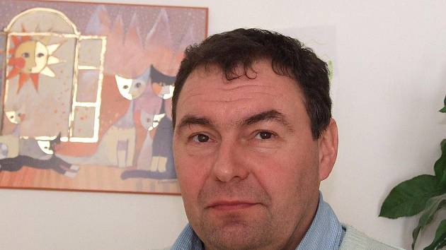 Bývalý starosta Lipnice nad Sázavou Ladislav Horký.