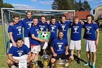 V Jeřišně obhájil titul tým Pijemfurt.