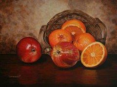Realistický obraz Petra Lichtengerga.