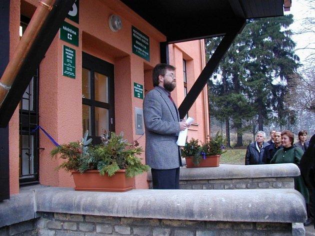 Želivská léčebna se s definitivní platností přesune do Havlíčkova Brodu.