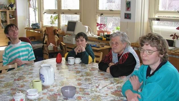 Ledečský stacionář je určen pro děti a mládež s mentálním a kombinovaným postižením.