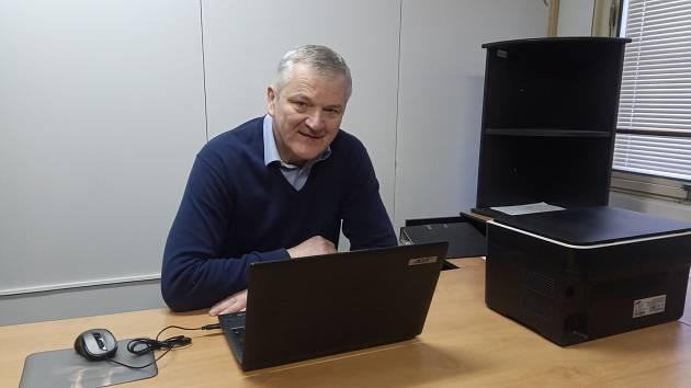 Nový předsedou Okresního fotbalového svazu Havlíčkův Brod se stal Luboš Vaněk. Byl jediným kandidátem.