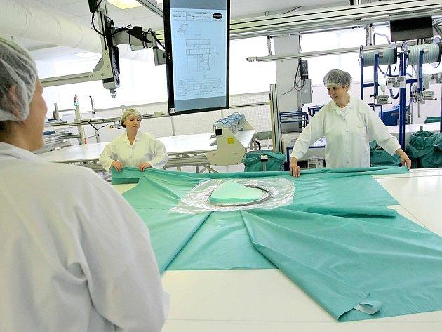 Novou sekvenční linku, v pořadí již šestou, spustil v pondělí v Havlíčkově Brodě závod Hartmann – Rico, který se specializuje na výrobu komplexních zdravotnických roušek.