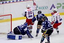 Další góly nepřidá. Hokejový útočník Lukáš Havel (s číslem 89)  patřil v letošní sezoně mezi nejlepší hráče Havlíčkova Brodu a s jedenadvaceti brankami suverénně vévodil klubové tabulce střelců. Nyní se ale jeho kroky s Rebely rozchází.