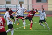 Fotbalisté Havlíčkova Brodu mají dva vážně zraněné hráče.