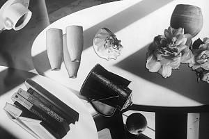 Návštěvníci galerie si mohou naaranžovat fotografii ve stylu 30. let.