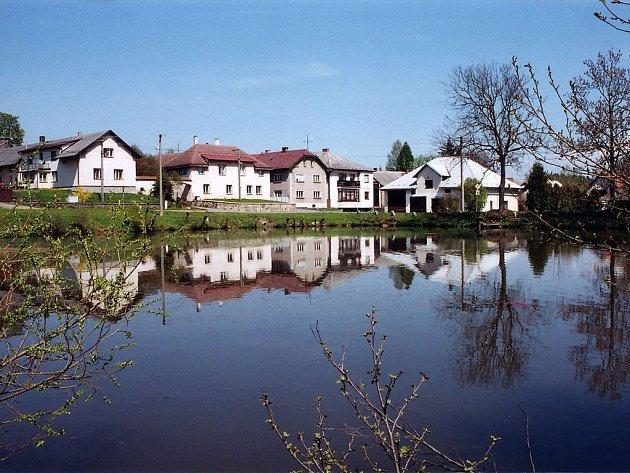 Horní Krupá.