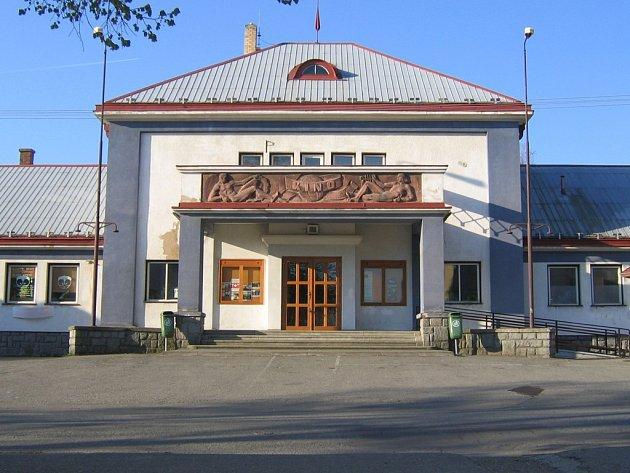 Chotěbořské kino.