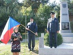 Sto let výročí republiky v Jeřišně na Havlíčkobrodsku.