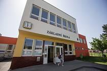 Základní škola ve Ždírci nad Doubravou.