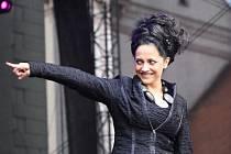 Lucie Bílá bude jednou z hvězd letošního Sázavafestu.