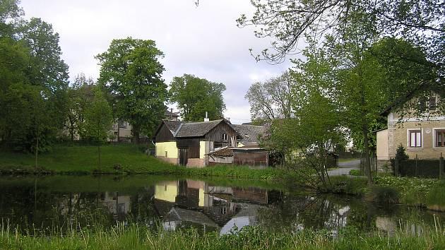 Obec Lípa na Havlíčkobrodsku.