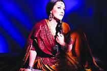 Diana Damrau jako hindská kněžka Leila.
