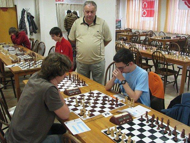 Přibyslavský šachový festival 2009 v sobotu skončil. V hotelu Přibyslav byla korunována nová česká mistryně mezi juniorkami.
