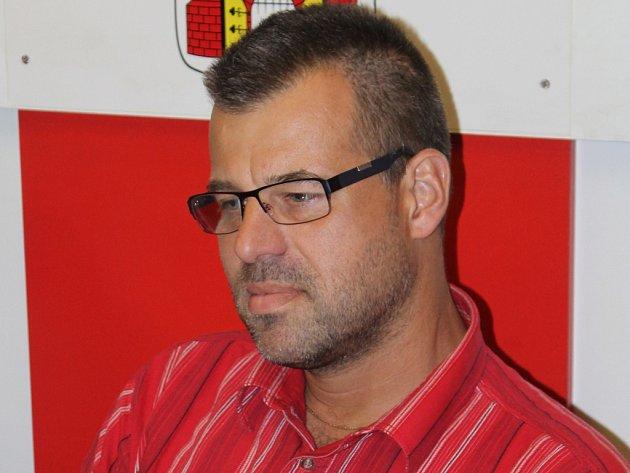 Post předsedy Bruslařského klubu obhájil David Kozlík (na snímku).