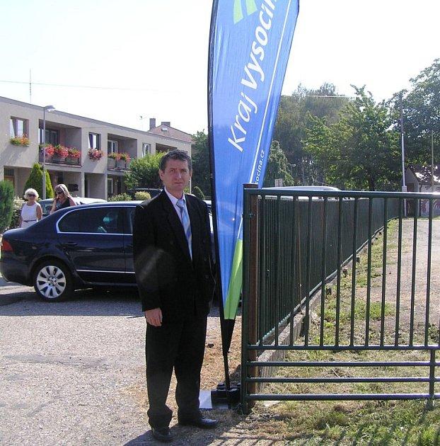 Podle místostarosty Ondřeje Balouna (na snímku)  Lípa  ví, jak výhru investovat.