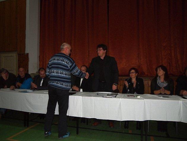 V Golčově Jeníkově mají nového starostu.