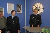 Moderní služebnu už mají k dispozici policisté v Ledči nad Sázavou.