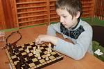 Šachový turnaj v Golcově Jeníkově.