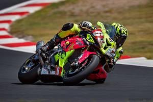 Michal Prášek letošní sezónu odjede na nové motorce.