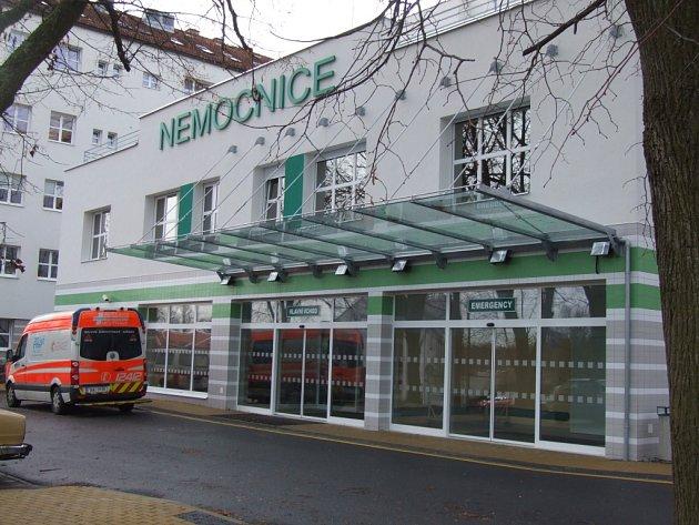 Nemocnice v Havlíčkově Brodě.