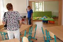 Hotovo. V nových prostorách školní družiny ve Světlé se budou moci děti cítit jako doma.