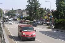 Semafory na křižovatce Masarykovy a Havlíčkovy ulice už dosluhují a potřebují rekonstrukci.