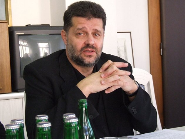 Bývalý starosta Havlíčkova Brodu Jaroslav Kruntorád.