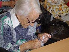 Stále více seniorů na Havlíčkobrodsku se neobejde bez pomoci druhých. Ilustrační foto.