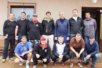 Do turnaje, který pořádala Tělovýchovná jednota Sokol Bezděkov v rámci sportovního Bezděkovského léta, nastoupilo v sobotu 23. září osm dvojic.