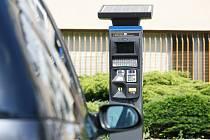 Parkovací automat, ilustrační foto