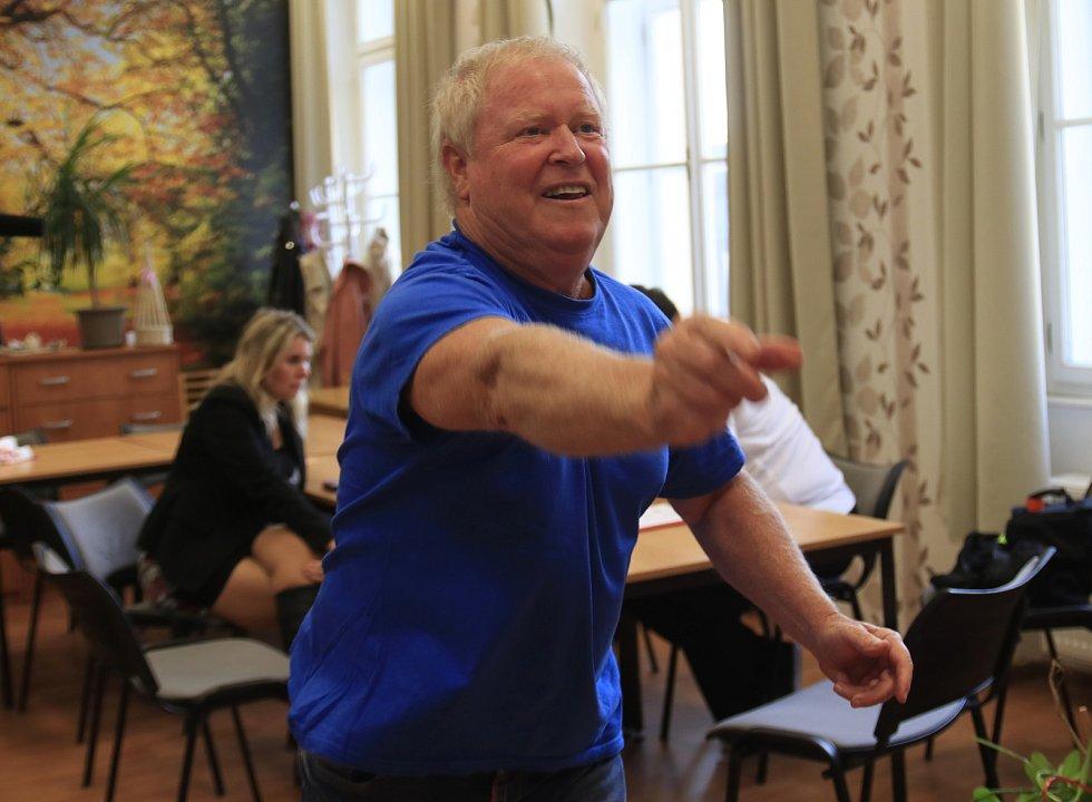 Seniorská miniolympiáda 2019.