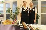 Havlíčkobrodská Obchodní akademie a Hotelová škola připravila tradiční Den otevřených dveří a Den vánoční gastronomie.