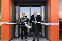 V pátek byla slavnostně otevřena nová prodejna sportovních potřeb Highland sport.