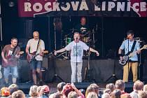 K pravidelným vystupujícím na Rockové Lipnici patří oblíbená a dnes už legendární formace Mňága a Žďorp.