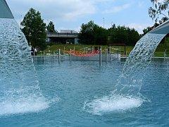 Ve zmodernizovaném areálu přibyly také nové vodní atrakce.