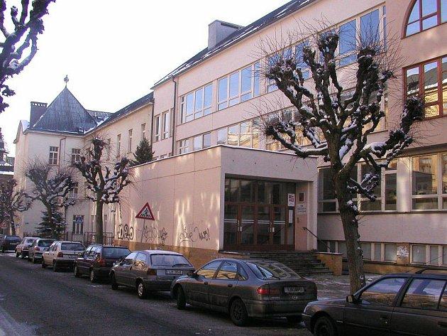 Havlíčkobrodské gymnázium.
