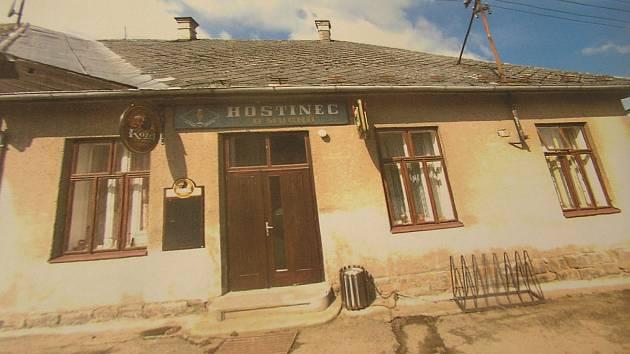 U MUCHŮ. Historie hospody v Dolním Městě na Havlíčkobrodsku se psala víc než sto let.